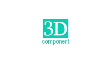 Сайт компании 3Д Компонент